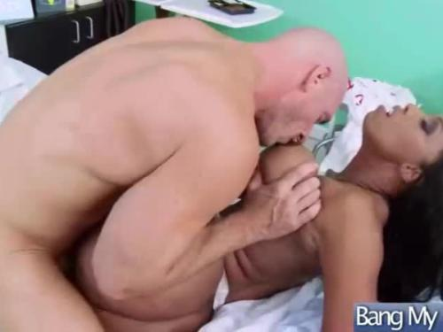 Slut hot patient (codi bryant) get a hard bang with doctor mov-10