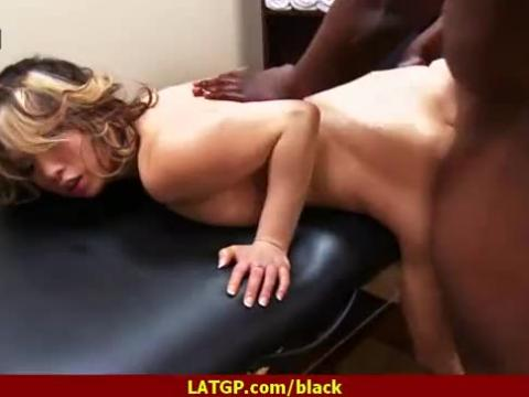 Big tit milf enjoys a large black cock 15